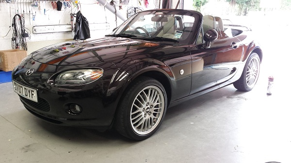 Mazda MX5 Repairs Maidstone Kent