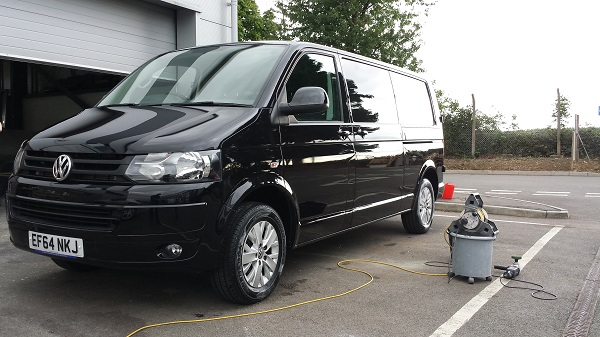 VW Transporter Dent Repair Maidstone